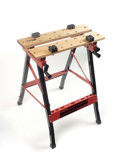 Mannesmann Foldable Workbench