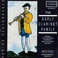 Early Clarinet Family