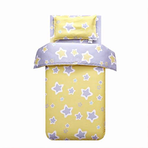 Paw Patrol Duvet Cover/&Pillowcase,Baby Toddler Bedding Set,100/% Cotton 53.1 x 39.3 inch