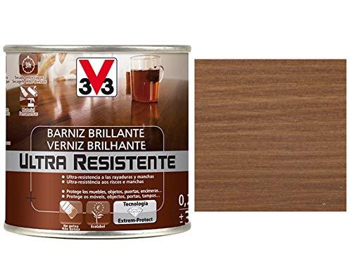 BARNIZ MADERA INTERIOR V33 NOGAL