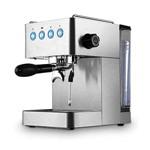 Best Price SMLZV Electric Drip Coffee Maker Automatic Small High Pressure Steam Foaming Machine Mult...