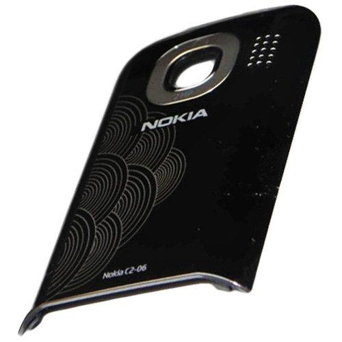 Copribatteria originale oro per Nokia C2-03 e C2-06