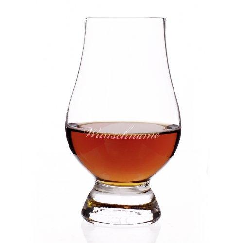 Glencairn The Glencairn Glass mit gratis Gravur - edles Malt Whisky Nosing Glas
