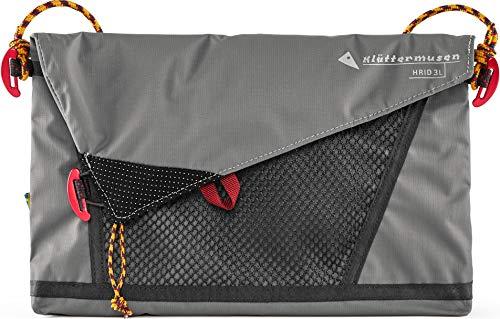 Klättermusen Hrid WP Accessory Bag 3L, one Size, Slate Grey