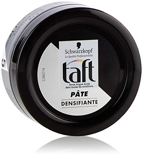 Taft - Pâte Densifiante pour cheveux – Pot de 75 ml