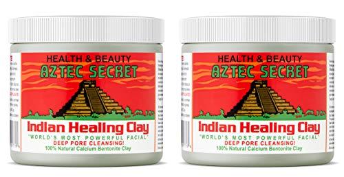 Aztec Secret Indian Healing Clay, Gesichtsmaske, 450g