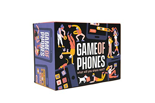 Game of Phones [A Modern Party Game]