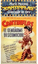 Cantinflas en El Gendarme Desconocido