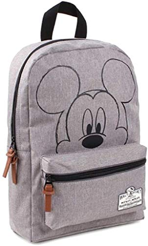 Disney Fashion Mickey Mouse Kinderrucksack - Grau