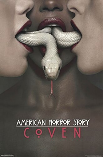 The Poster Corp American Horror Story - Coven Laminiertes Plakat (55,88 x 86,36 cm)