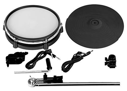 XDrum DD-530 Mesh Add On Pack (Erweiterungs-Set für DD-530 E-Drum-Set, 10