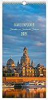 Einschreibkalender Familienplaner Dresden und Saechsische Schweiz 2021 20x45 cm