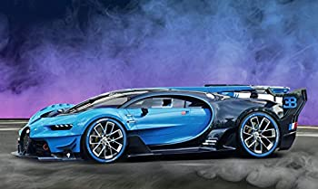 Gifts Delight Laminated 42x24 Poster  Sports Car - Bugatti