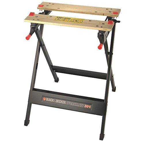 BLACK+DECKER Workmate, Work Bench Tool Stand Saw Horse Dual...