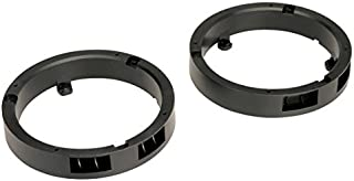 "SCOSCHE SAMI651 2007-Up Mitsubishi Lancer, Outlander or 2014-Up Mirage 6.5"" Front Door Car Speaker Adapter Pair"