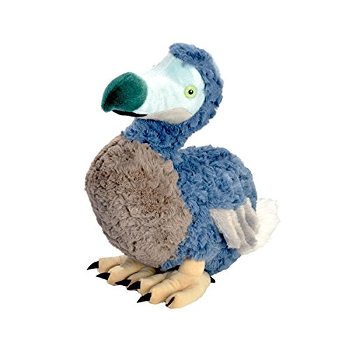Wild Republic Dodo Plush Stuffed Animal Plush Toy Gifts for Kids Cuddlekins 12 Inches Multi 18696