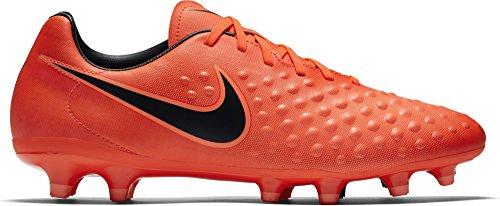 Nike Herren Magista Onda II FG Fußballschuhe, Rot (Total Rouge Crimson/Black-Bright Mango), 43 EU