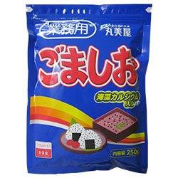 丸美屋 ごましお(業務用) 250g×1袋入×(2ケース)