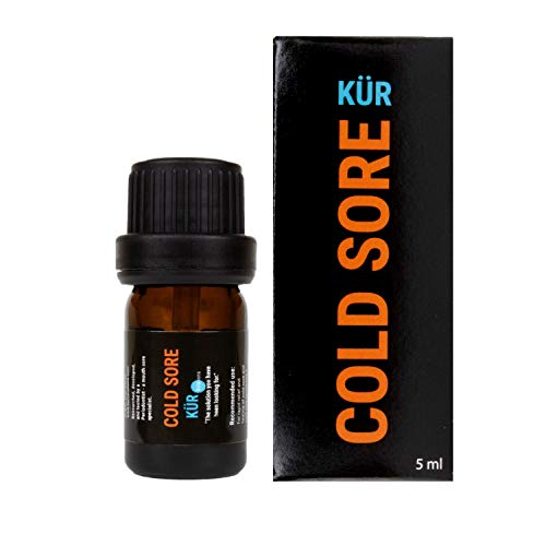 Cold Sore KUR  Heals Cold Sore in Half The time  Stops Spread  immediate Pain Relief