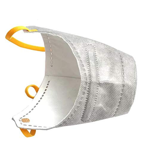 PJDDP Atemschutzmaske Für Hunde, Atemschutzmaske Für Hunde, Atemschutzmaske Für Hunde, Anti-Fog-Maske Für Hunde, 3-Teilig,S - 2