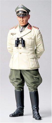 タミヤ 1/16 ワールドフィギュアシリーズ No.05 ドイツ陸軍 アフリカ軍団 ロンメル元帥 プラモデル 36305
