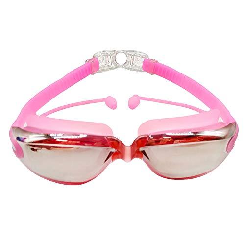 Kinnart X7N4Z77B92XRTIPOA - Gafas de natación, color Chapado en rosa.