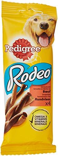 PEDIGREE Rodeo Snack en Tiras para Perros Sabor Buey, 70g ⭐
