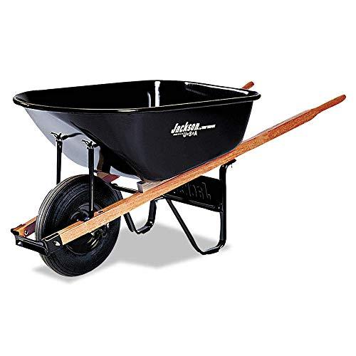Jackson Steel Medium Duty Wheelbarrows