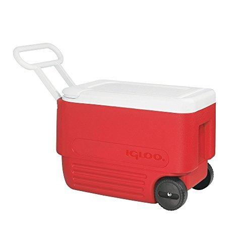 Igloo Products Corp. Igloo 38 Quart Wheelie Cooler (23 x 12.88 x 15.75) by