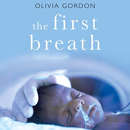 The First Breath audiobook cover art