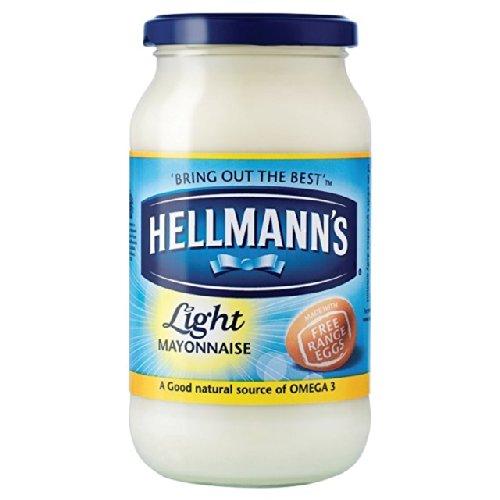 400g Maionese Light di Hellmann