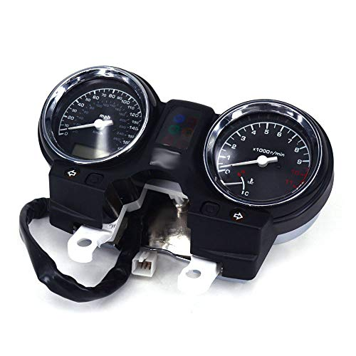 FastPro Motorrad Tachometer Kilometerzähler Instrument Tacho Gauge Cluster Meter für Honda CB900 Hornet 900 CB919 F 2002-2007