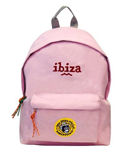 Mochila EP Junior Ibiza. Color: Pink.