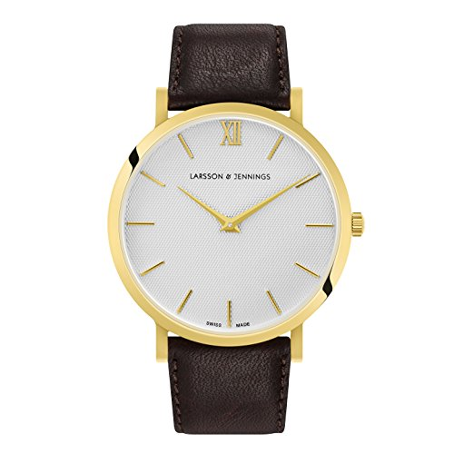 Reloj Larsson & Jennings - Unisex LGN40-LBRN-CT-Q-P-GW-O