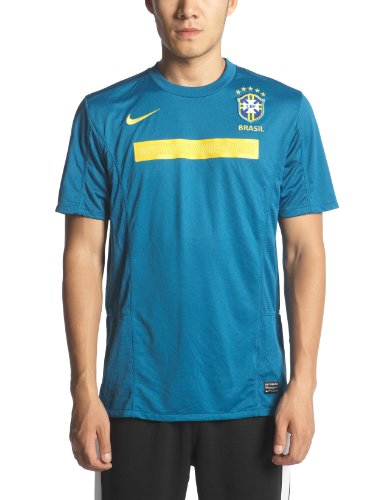 Brazil Away Football Jersey 2011-12