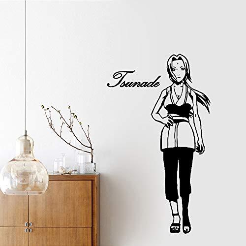 Geiqianjiumai Cartoon Thron spel vinyl zelfklevend behang woonkamer kinderen slaapkamer muurkunst sticker