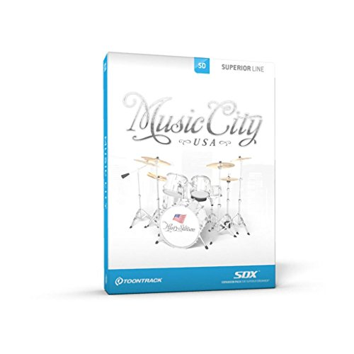 SDX Music City USA Superior Drummer 2 Library