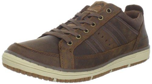Skechers Herren IrvinHamal Sneaker, Braun (CDB), 45 EU