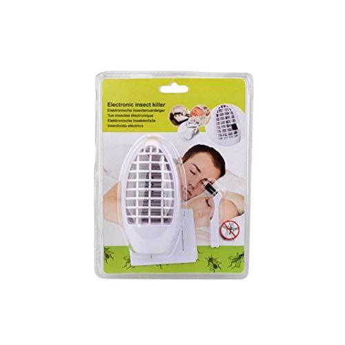 DRULINE 3er Sparset Elektronische Insektenfalle Insektenvernichter Mückenstecker Nachtlicht 4 x LED