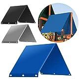 SDSA Überdachung Für Spielplätze Im Freien, wasserdichte Sonnenschutzabdeckung Für Vergnügungseinrichtungen, Material: 190TPolyester TAFT