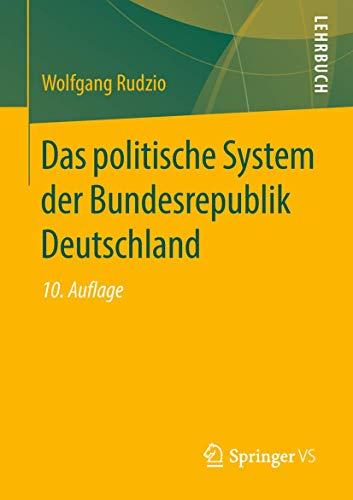 Das politische System der Bundesrepublik Deutschland