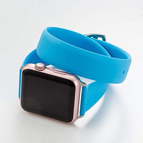 De Galen Correa para Apple Watch 5, 4, 38 mm, 42 mm, para