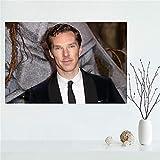 Weijiajia Benedict Cumberbatch Personalisierte Poster