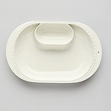 Nora Fleming Chip and Dip Charm Platter (N5)