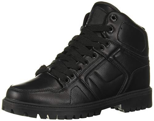 Osiris Herren Dcn Boot Skate Schuh, Schwarz (schwarz/red), 38 EU