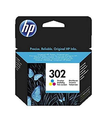 HP L-Tinta Tricolor 302