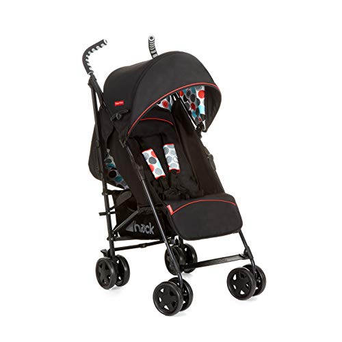 Read About Hauck/Fisher Price Go-Guardian Palma Stroller/Small Folding Size/Ergonomic Handles/Practi...