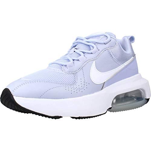 Nike Mujeres Air MAX Verona Running Trainers CU7904 Sneakers Zapatos (UK 5 US 7.5 EU 38.5, Ghost White Metallic Silver 001)