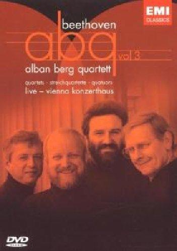 Beethoven, Ludwig van - Streichquartette Vol. 3 [2 DVDs]