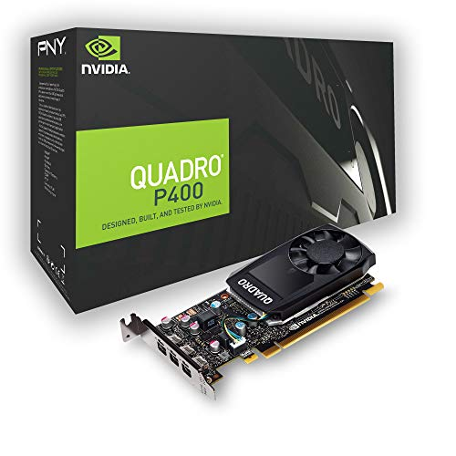 PNY -   Quadro P400 DVI 2GB